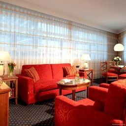 Номер Courtyard by Marriott Berlin Mitte