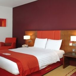 Chambre Crowne Plaza LONDON DOCKLANDS