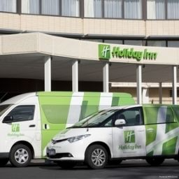 Фасад Holiday Inn MELBOURNE AIRPORT