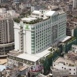 Фасад Holiday Inn GUANGZHOU SHIFU
