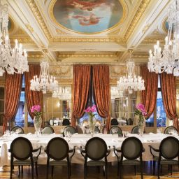Conference room Grand Hotel de Bordeaux & Spa