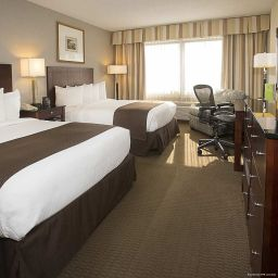 Room Doubletree Hotel Chicago/Schaumburg