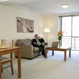 Chambre QUEST ST KILDA Serviced Apts