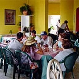 Restaurante Tropical Mansion Suites