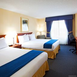 Pokój Holiday Inn Express & Suites BUFFALO-AIRPORT