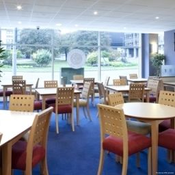 Restaurant Holiday Inn Express NOTTINGHAM CITY CENTRE