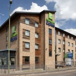 Vista esterna Holiday Inn Express HEMEL HEMPSTEAD