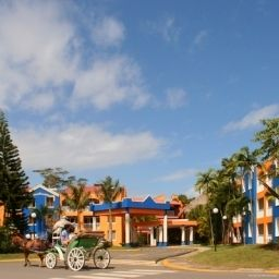 Vista esterna Viva Wyndham Playa Dorada Resort - All Inclusive
