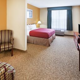 Suite TX  Houston Hobby Airport Country Inn & Suites By Carlson
