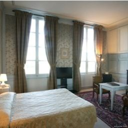 Номер Anne d Anjou Chateaux et Hotels Collection