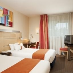Habitación Holiday Inn Express MADRID - RIVAS