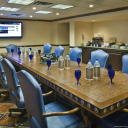 Conference room Radisson Hotel & Suites Austin Downtown