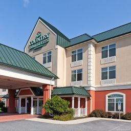 Exterior view PA  Harrisburg West (Camp Hill/Hershey) Country Inn & Suites By Carlson