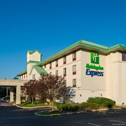 Vue extérieure Holiday Inn Express LANGHORNE-OXFORD VALLEY