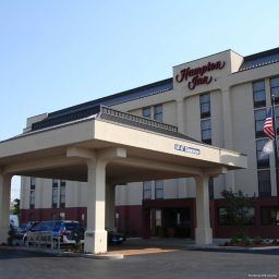 Vista exterior Hampton Inn Buffalo-Airport Galleria