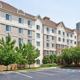 Vista esterna Staybridge Suites ATLANTA PERIMETER CENTER
