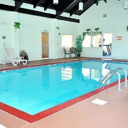 Piscina Sleep Inn Historic