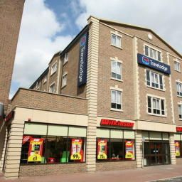 Exterior view TRAVELODGE LONDON KINGSTONUPON THAMES