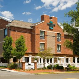 Vista esterna Homewood Suites by Hilton Boston-Cambridge-Arlington MA