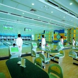 Sala spa/fitness Lung Chuen International Hotel