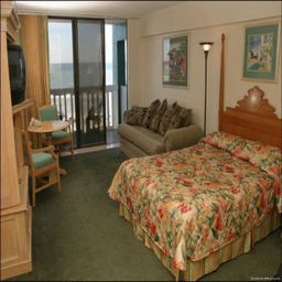 Chambre Hawaiian Inn Beach Resort