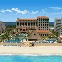 Vista esterna GR Solaris Cancun All Inclusive