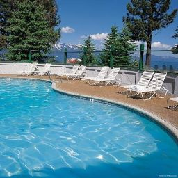 Pool Tahoe Beach and Ski