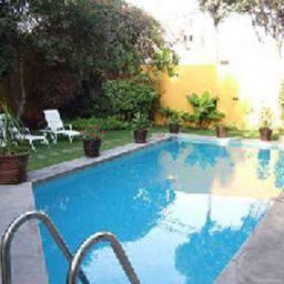 Pool Basadre Suites Boutique Hotel