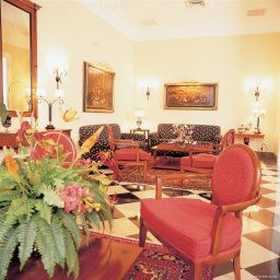 Hall Grand Hotel Federico II