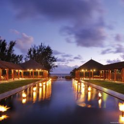 Vista esterna Moevenpick Resort and Spa Mauritius