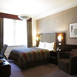 Номер Club Quarters Trafalgar Square