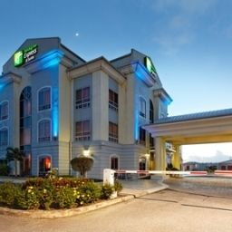 Exterior view Holiday Inn Express Hotel & Suites TRINCITY TRINIDAD AIRPORT