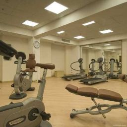 Wellness/fitness area Hilton Garden Inn Rome Airport