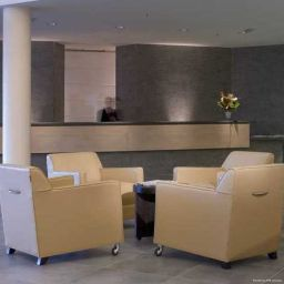 Hall Hilton Garden Inn Rome Airport