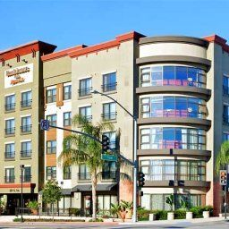 Vista exterior Residence Inn Burbank Downtown