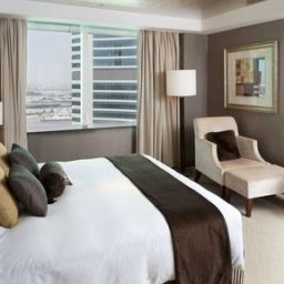 Suite Crowne Plaza DUBAI - FESTIVAL CITY