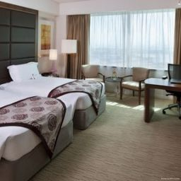 Room Crowne Plaza DUBAI - FESTIVAL CITY