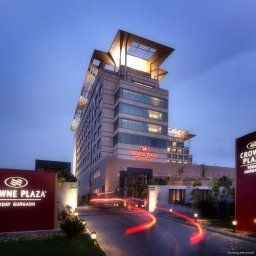 Exterior view Crowne Plaza GURGAON