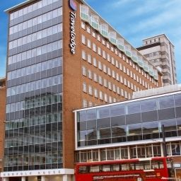 Vista esterna TRAVELODGE CROYDON CENTRAL