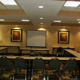 Sala de reuniones Holiday Inn Express Hotel & Suites SUFFOLK