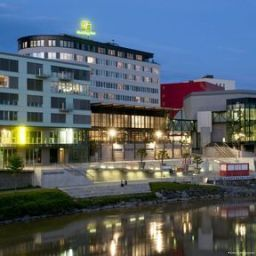 Фасад Holiday Inn VILLACH