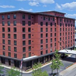Vista esterna Hampton Inn - Suites Pittsburgh-Downtown
