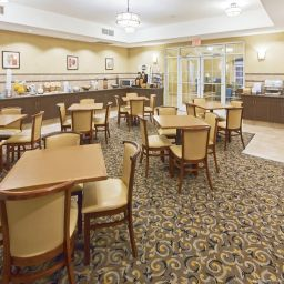 Restaurant La Quinta Inn & Suites Houston  Westchase