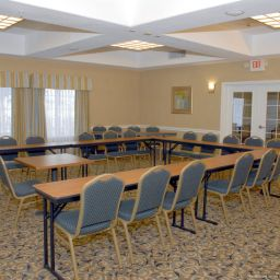 Conference room La Quinta Inn & Suites Houston  Westchase