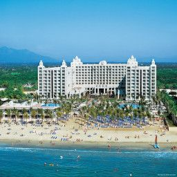 Exterior view Riu Vallarta All Inclusive