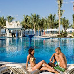 Pool Riu Vallarta All Inclusive