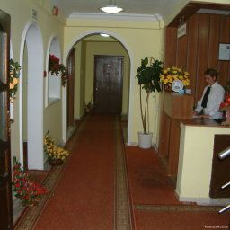 Hall Sultan Saray Hotel