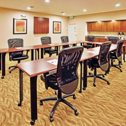 Conference room Holiday Inn Express Hotel & Suites LINCOLN AIRPORT