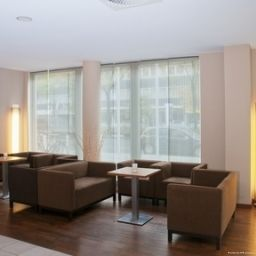 Hall Holiday Inn Express BERLIN CITY CENTRE-WEST