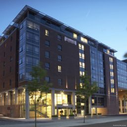 Exterior view Staybridge Suites LIVERPOOL